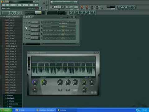 Sample song FL wOoT