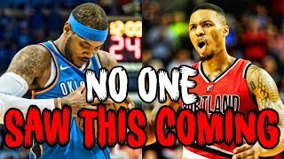 5 2018 NBA Surprises That NO ONE SAW COMING!