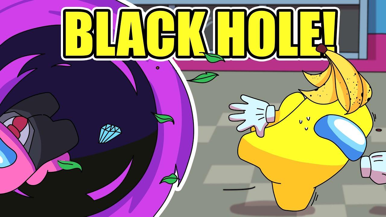 Among us BLACK HOLE (mods)
