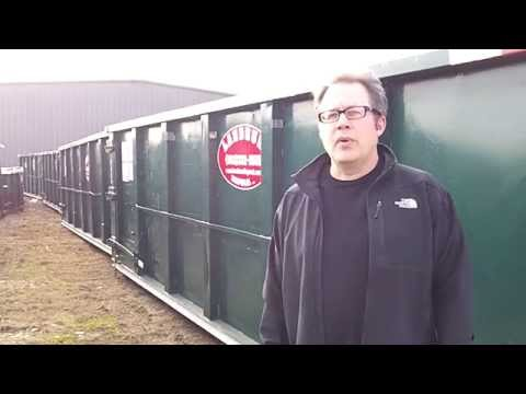 (563) 332-2555 Solid Waste Management Dumpsters Quad Cities Illinois