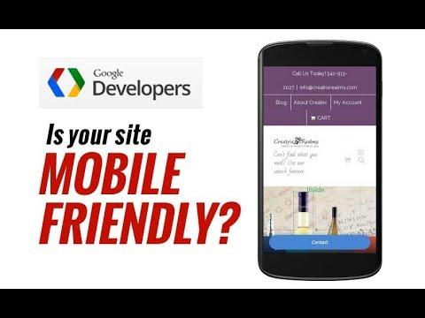 Google mobile site tester Addon  via google api - Scrapebox