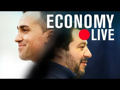 Italy's threat to the euro | LIVE STREAM