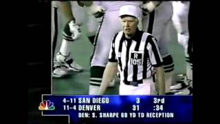 Ref Asks Crowd To Be Quiet At Football Game
