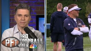Is there a tactic behind Houston Texans not hiring new GM? | Pro Football Talk | NBC Sports