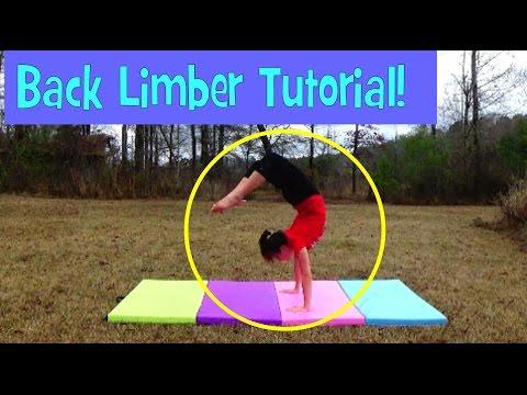 Back Limber Tutorial