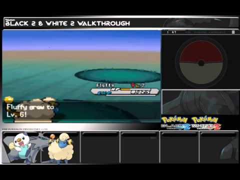 Lets play pokemon white 2 part 2 - Save dat herdier ~aRiskyLieske~