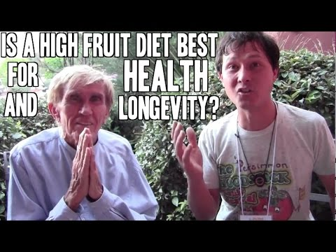 Why a High Fruit Diet May Not Be the Best For Health & Longevity