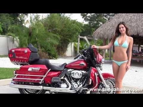 2013 Harley Davidson Touring Bikes For Sale - FLHTCU Ultra Classic
