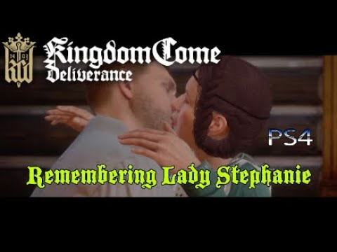 Kingdom Come Deliverance Remembering Lady Stephanie (PS4)