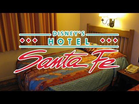 Disney's Hotel Santa Fe - Tour of a Standard Room - Disneyland Paris Hotels - HD Video