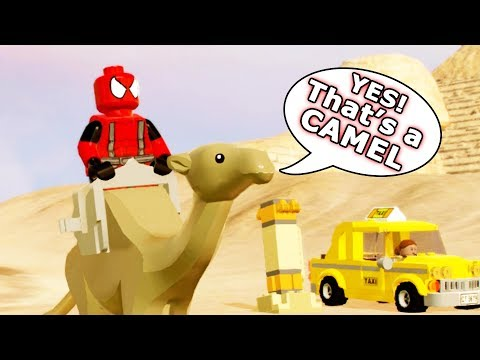 LEGO Deadpool Recipe!