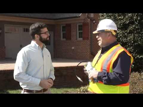 KUB Outside  Natural Gas Leak Investigation