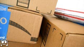 CHRISTMAS HYPE WWE WRESTLING BOXPOCALYPSE: Amazon & Ringside Collectibles WWE Toy Haul Unboxing!!