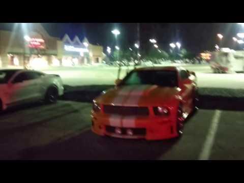 James Coney Island Car Meet