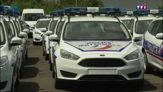 D'une voiture lambda à un véhicule de police