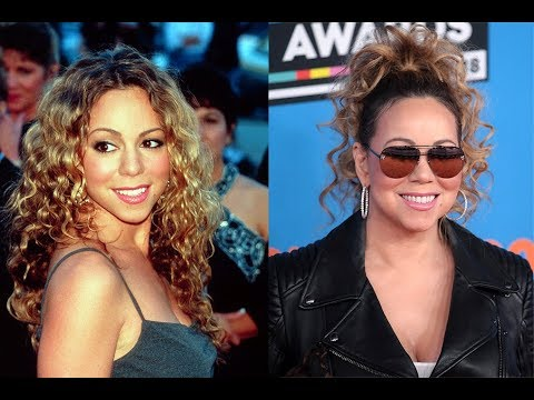 Mariah Carey Nails Quintessential '90s Outfit | WWD