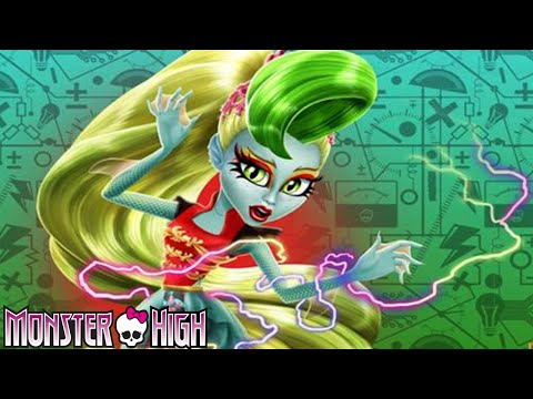 Monster High Freaky Fusion Lagoonafire Dress Up Game for Girls