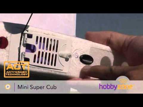 Hobby Zone Mini Super Cub Rc Airplane