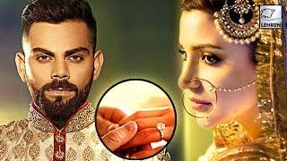 Anushka Sharma & Virat Kohli ENGAGEMENT Date REVEALED | LehrenTV