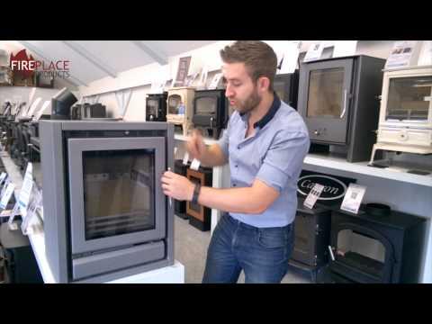 Riva F40 Cube Stove Demonstration