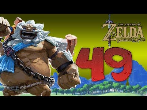 Zelda Breath of The Wild [49]: Ready To Roll