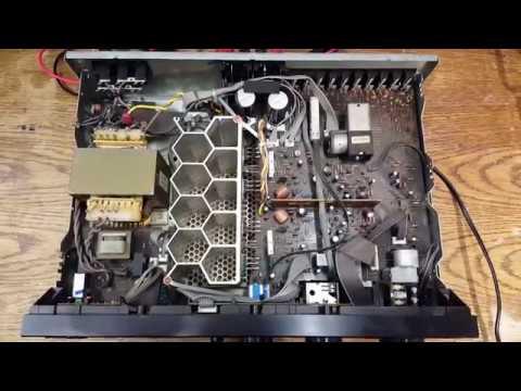 Pioneer A-450R Amplifier Repairs [1/2]