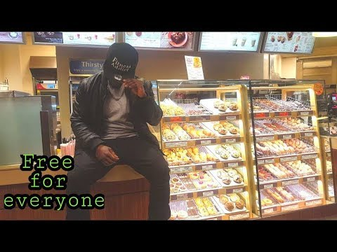 I PAID For EVERYONE In Tim Hortons!! *No Clickbait*