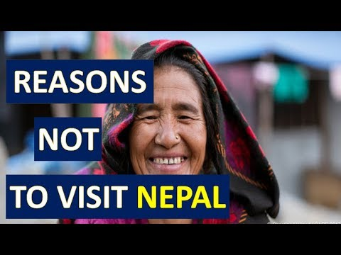 Reasons To NOT Visit NEPAL || What do you say after watching this video?