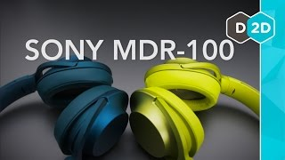 Sony MDR-100 Review - Better than the Audio Technica M50X?