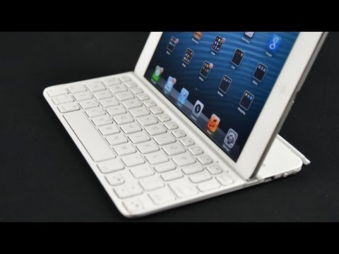 Logitech Ultrathin Keyboard iPad mini: Unboxing & Review