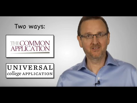 What's better...the Common App, or the Universal College App?