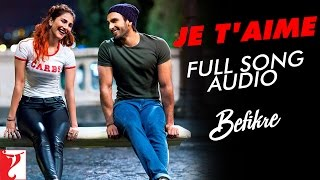 Befikre Full Audio Songs | Befikre
