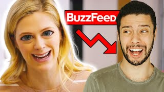 Roasting My Ex Co-Workers From BuzzFeed