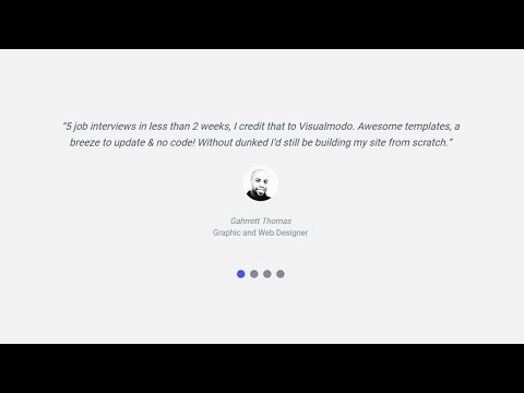How To Create A Testimonial Section On WordPress?
