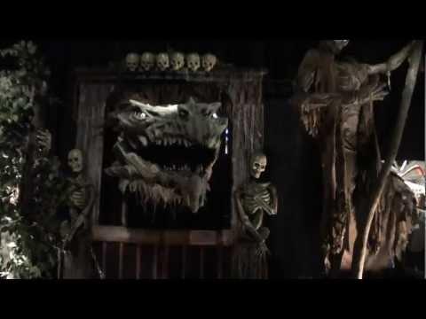 Transworld 2013: Professional Halloween Prop Show