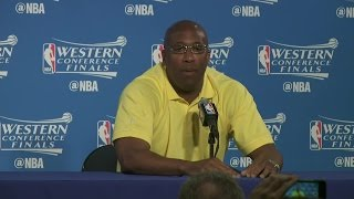 Mike Brown Nearly Arrested Before Game 2