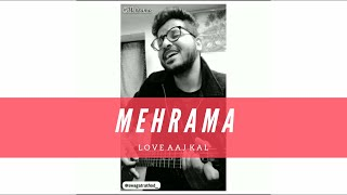 Mehrama Song Cover by Swagat Rathod
