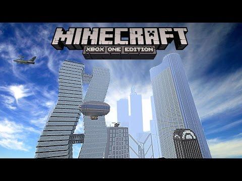 Episode 2: Minecraft World Tours (Massive City)
