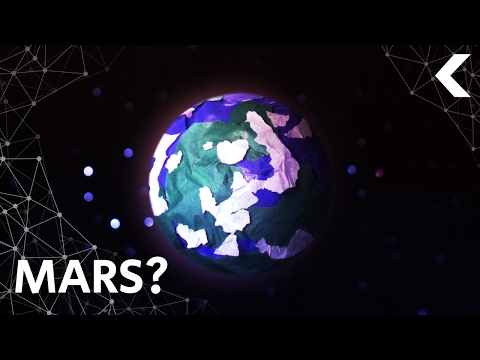 NASA's Plan To Use A Giant Magnet To Make Mars Habitable