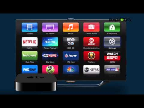 AppleTV SimpleTelly Smart DNS Setup