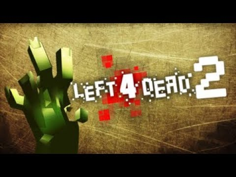 Minecraft PE- LEFT 4 DEAD 2- Official trailer