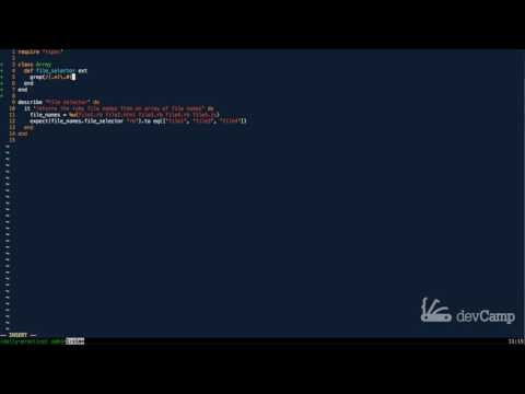 Guide to Grep in Ruby