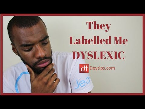 Let's Chat: They Labelled Me Dyslexic