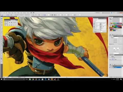 INCREASE THE RESOLUTION OF ANY IMAGE WITH PHOTOSHOP AND ILLUSTRATOR