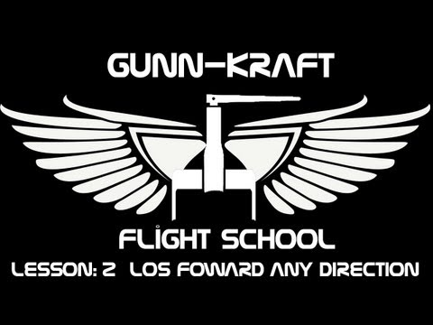 How to fly a quadcopter Lesson 2