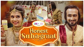 Honest Suhagraat | Ft. Abhinav Anand (Bade) & Shreya Gupto | RVCJ | एक सुहागरात