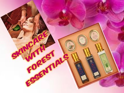 Skincare with Forest Essentials   Angels reborn
