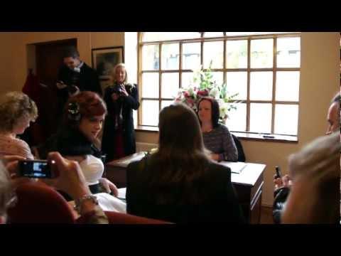Conor and Gillian's Wedding