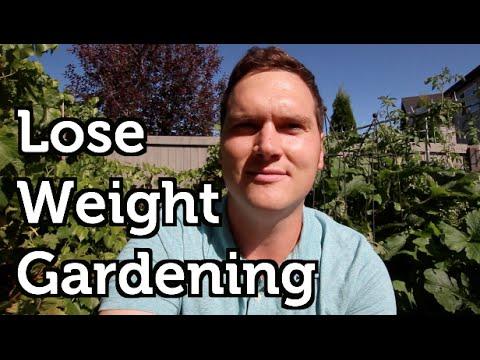 Lose Weight Gardening