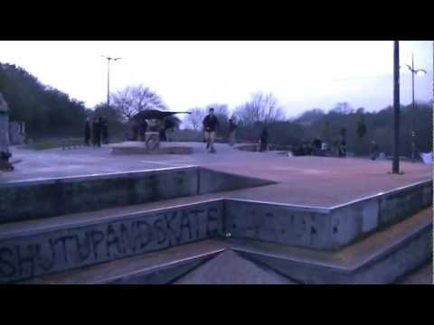 stoke skate plaza